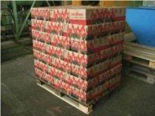 interlock stacking cardboard box 250 width